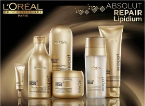 L_Oreal Professionnel Absolut Repair Lipidium Haircare Range 2